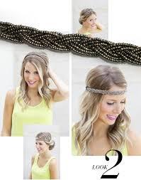 headbands that don t slip 3 ways to wear the headbands dsw unlaced shoe shoe