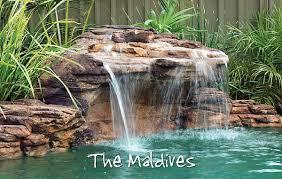pools with waterfalls maldives swimming pool waterfalls kits pool waterfalls