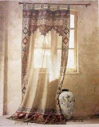 Moroccan Style Curtains Morrocan Style Curtains Abowloforanges