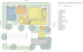 Catholic Church Floor Plans St Nicholas Catholic Church Houston U2013 Merriman Holt Powell