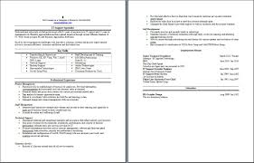 Resume For It Support It Support Specialist Resume Resume For Your Job Application
