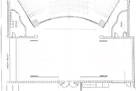 stage floor plan south whidbey gr 9 12 performing arts center seating chart