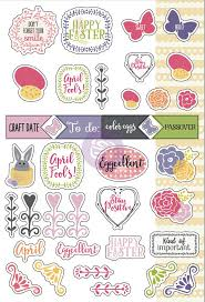 passover stickers julie nutting planner stickers april by prima marketing for