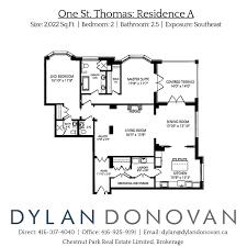 16 yonge street floor plans one st thomas floor plans luxury toronto condos