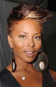 short hairstyles for 2015 for women with large foreheads hairstyle for black women