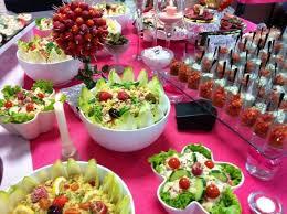 buffet mariage huard