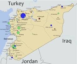 Syria Conflict Map by File Syrian Civil War Svg Wikimedia Commons