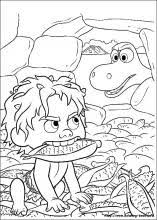 good dinosaur coloring pages coloring book