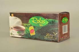 Teh Rolas Wonosari teh celup rolas tea wangi vanili teh celup rolas tea wangi vanili