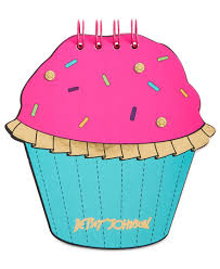 betsey johnson xox trolls cupcake journal only at macy u0027s betsey