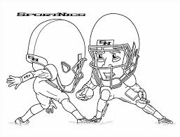coloring pages football coloring pages football nfl coloring