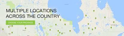 Saskatoon Canada Map by Alcolock Canada Ignition Interlock Breathalyzers Conditional
