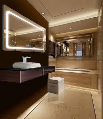 led lit bathroom mirrors illuminated mirrors and led backlit bathroom mirrors