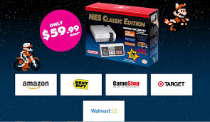 target black friday nintendo classic 2016 the great nes classic edition system order dilemma of 2016 hi
