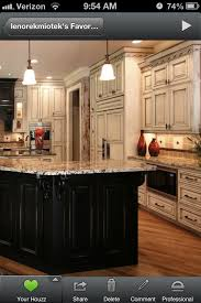 Dark And Light Kitchen Cabinets 75 Best Spanish Style Home Images On Pinterest Spanish Revival