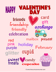 thanksgiving themed words valentine u0027s day word wall the curriculum corner 123