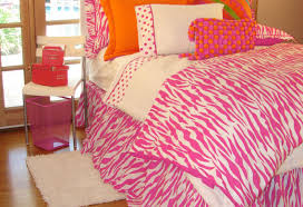 Cute Bedspreads Bedding Set Startling Pink And White Zebra Bedspreads Tremendous