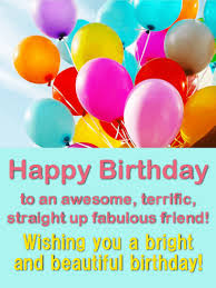 send this beautifull greeting balloons cheerful balloon happy birthday card for friends sometimes there