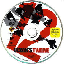 Oceans Twelve Ocean S Twelve Dvd Cover U0026 Label 2004 R2 German