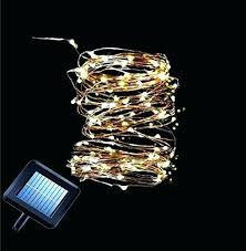 solar powered outdoor string lights copper solar lights garden solar powered lights outdoors solar