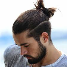 guy ponytail hairstyles the man ponytail ponytail styles for men men s hairstyles