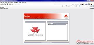 free auto repair manual massey ferguson europe parts catalog