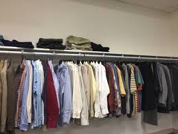Clothes Closet Threads Of Success