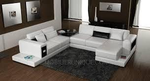 canapé d angle méridienne canapé d angle en cuir à prix discount 2