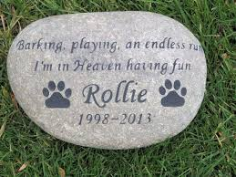 personalized memorial stones personalized pet memorial memorial burial cemetery pet