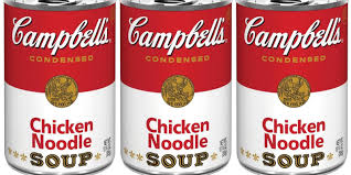 campbell u0027s is changing its chicken noodle soup recipe