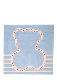 tapis ourson chambre bébé tapis ourson bébé kaloo blue