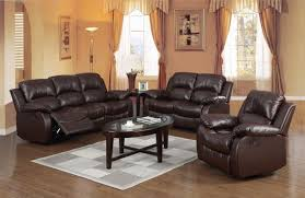 Brown Leather Recliner Sofa Set Living Room How To Choose Your Best Reclining Leather Living Room