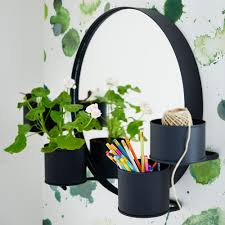 Miroir Soleil Ikea by Miroir Rond Ikea Dcoration Miroir Baroque En Bois Coloris Blanc