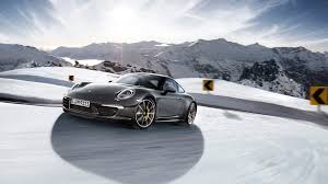 porsche winter porsche 911 in snow wallpaper 5306 1920x1080 umad com