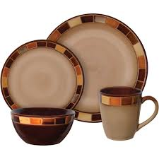 Dining Room Plate Sets by Gibson Casa Estebana 16 Pc Dinnerware Set Dinnerware Sets
