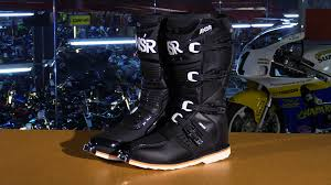 motorcycle boots review answer racing ar 1 motorcycle boots review drn motocross