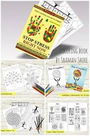 easy coloring book digital download coloring book