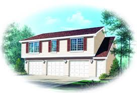 3 car carriage house plan 2287sl architectural designs house