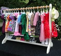 Decorative Clothes Rack Australia by American Doll 30 White Doll Clothes Rack Clothes