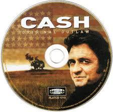 cd album johnny original outlaw prism leisure uk