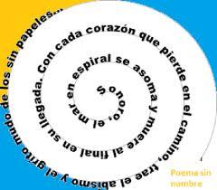 significado de imagenes sensoriales wikipedia poema sin papel lenguaje oral expresarse pinterest poemas