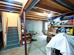 unfinished basement bedroom ideas unfinished basement bedroom