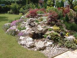 how to make a rockery garden how to build a rock garden