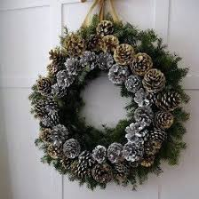 pine wreath finished real wreaths for sale jameso