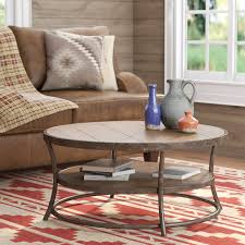 rustic living room tables living room rustic and traditional round shape table for small