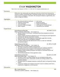 hr executive resume human resource resume human resources resume