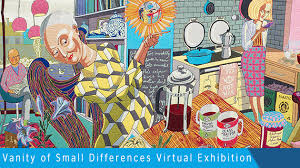 Grayson Perry Vanity Of Small Differences Virtual Exhibition British Council