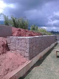 Popular Muro De Arrimo De Pedra Bruta - Cubatão, Sp - Zip Anúncios @AZ35