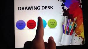 drawing desk app review ios 7 youtube