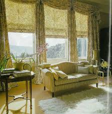 fresh cheap curtain ideas for large bow windows cheap curtain ideas for large bow windows